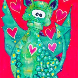 Cornelius Dragon (Print)